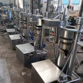 建鑫液压榨油机,香油机,小型移动榨油机,多功能花生榨油机