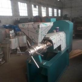 建鑫油厂专业榨油机,小型螺旋榨油机,全自动榨油机设备机械