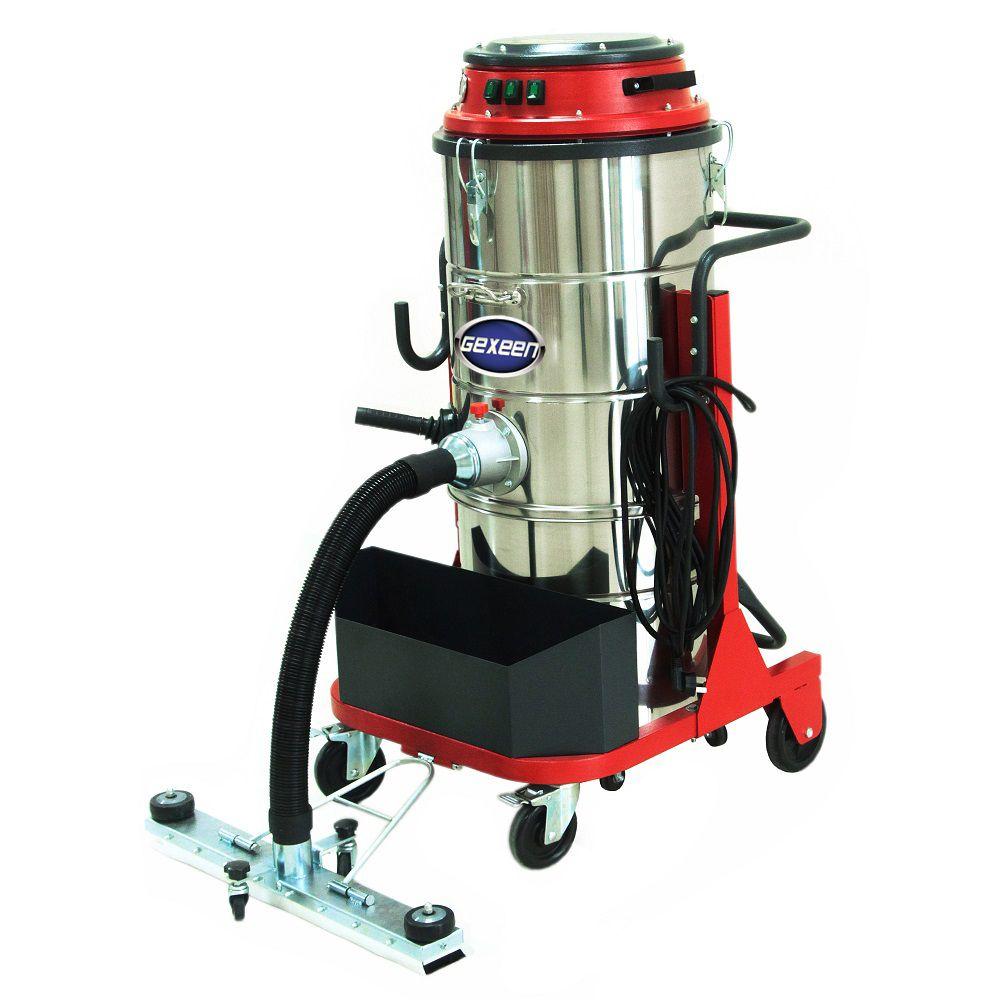 西安工业吸尘器维修 陕西大功率强力工厂车间用吸尘器设备维修