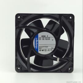 原装PAPST铁叶TYP 4656Z 耐高温风扇