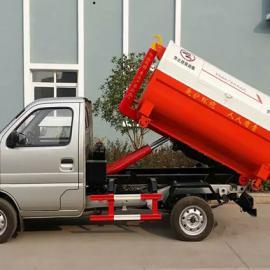 箱体可卸式垃圾车