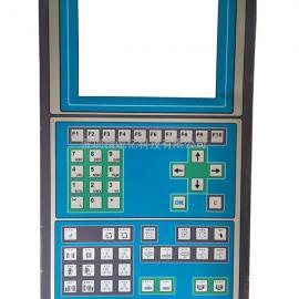 海天注塑机电脑操作面板按键贴纸
