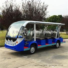 直供苏州14座电动游览观光车,酒店旅游接送车