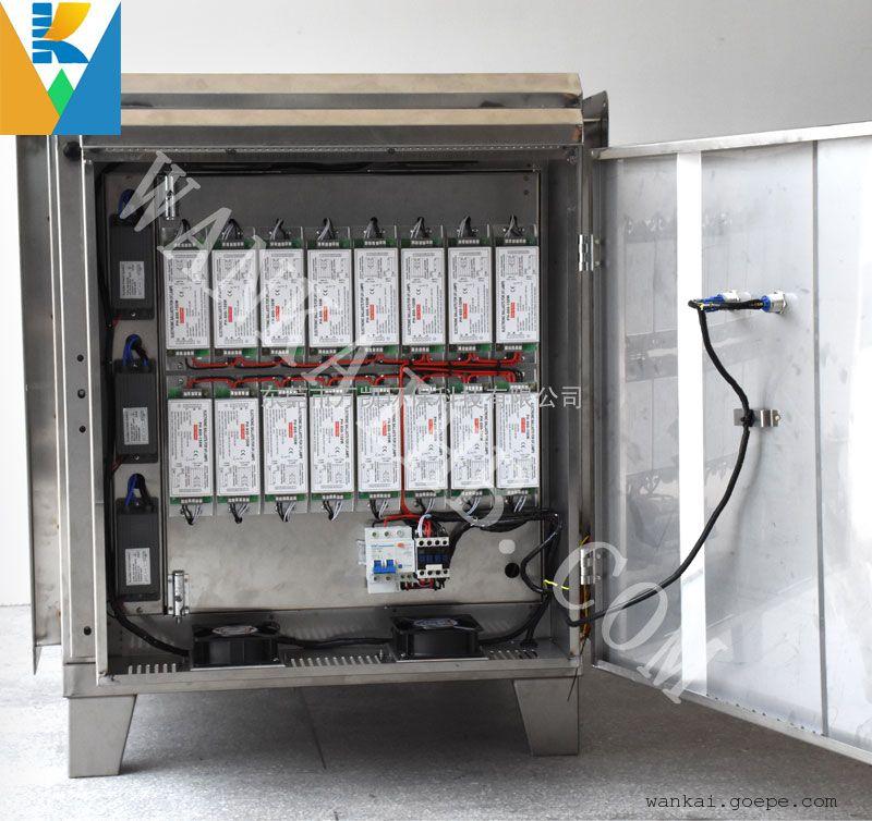 供应 光氧催化废气净化器 uv光解净化设备 32灯管 除臭