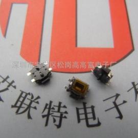 中乌龟轻触开关-TS-015-3.5*4.7(带柱脚贴片)