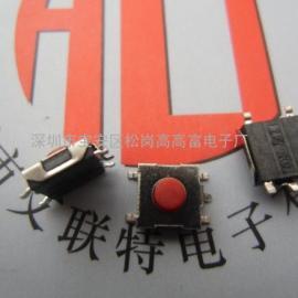 TS-034轻触开关-6.2*6.2*H(五脚贴片)