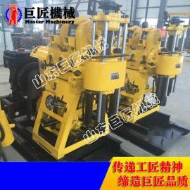 200米可移机全液压打井机 HZ-200YY打水井方便高效