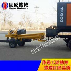 广州供应KQZ-150风动水井钻机 小型气动钻井机机械设备
