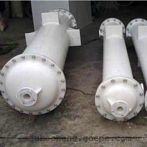 河北 聚和成耐酸碱石墨改性聚丙烯列管式降膜吸收器 环保设备