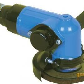 SXJ100x90°气动角向磨光机,SXJ100气动角磨机,气动角向砂轮机