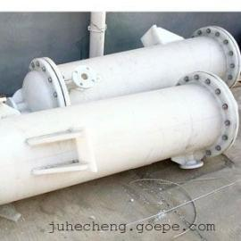 河北 石墨改性聚丙烯列管式换热器 聚和成管壳式冷凝器