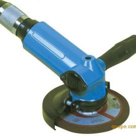 SXJ125x110°气动角向磨光机, SXJ125气动角磨机