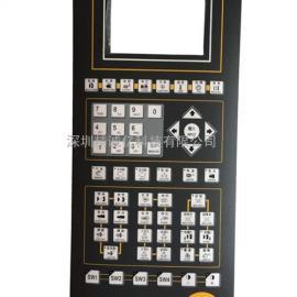 珊星F3880注塑机电脑操作面板按键贴纸贴膜胶膜