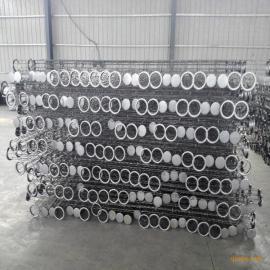 加工定制镀锌袋笼 除尘骨架袋笼 有机硅喷涂袋笼 厂家直营