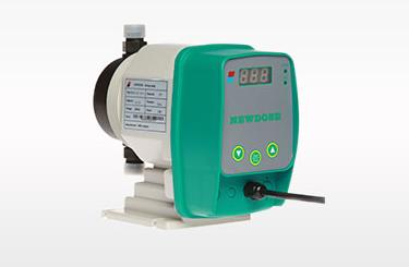 新道茨DFD系列手动调节电磁隔膜计量泵