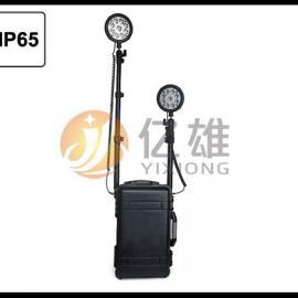 应急照明便携式led照明系统 箱式移动照明系统