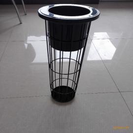 加工定制各种规格除尘骨架袋笼 镀锌袋笼 有机硅喷涂袋笼