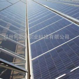 太阳能光伏温室大棚优点