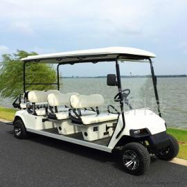 威海枣庄8座高尔夫球车 景区游览观光车 看房轮电动代步车