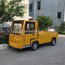 江苏盐城电动拉货车 四轮运输车 工程车厂家