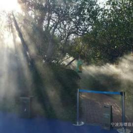 三明园林雾森系统工程 ,景观冷雾设备假山公园雾效-嘉鹏福建