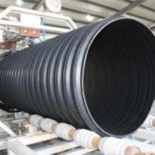郯城县大口径单壁波纹管/HDPE钢带增强管/发货及时