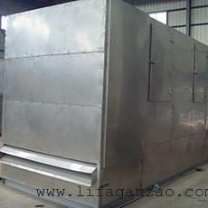 专业定制苦瓜、苦瓜片专用网带式连续干燥机、干燥设备