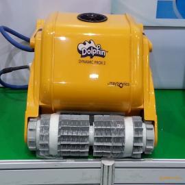 供应海豚PRO-3002全自动游泳池吸污机