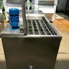大型盐水块冰机