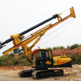 旋挖钻机生产厂家 履带式