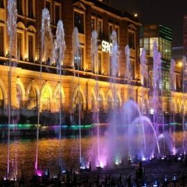 杭州音乐喷泉,杭州水景喷泉,杭州假山喷泉-浙江嘉鹏环境艺术