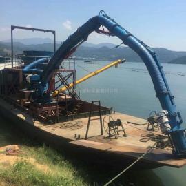 ZGXF水泥负压卸船机(船载式)