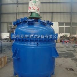 郑州供应搪瓷反应釜、电加热反应釜、电加热搪瓷反应釜厂