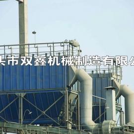 FMQD-III(PPC、PPW)型气箱式脉冲布袋除尘器