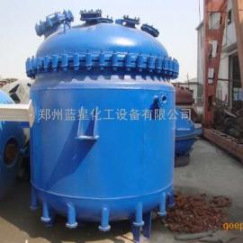 郑州电加热搪瓷反应釜、电加热不锈钢反应釜厂家