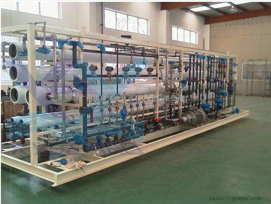 海水淡化设备480立方_480000L每天