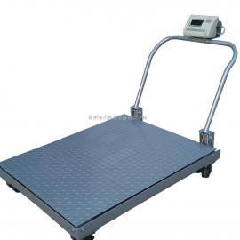 托利多PT系列移动式电子平台秤