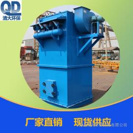 DMC-48型布袋除尘器小型单机除尘器半吨锅炉锅炉专用除尘器