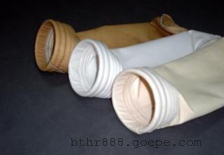 宏瑞除尘布袋美塔斯针刺毡除尘布袋耐高温性能稳定