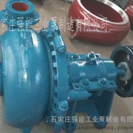 砂砾泵价格10/8F-G强能工业泵(查看) 硬镍砂砾泵