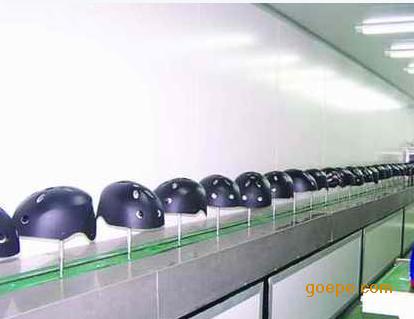 江苏张家港玻璃杯酒瓶三喷三烤400米地轨链条自动控制喷涂线