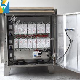 uv高效光解废气净化设备 等离子uv光解一体机 64灯管
