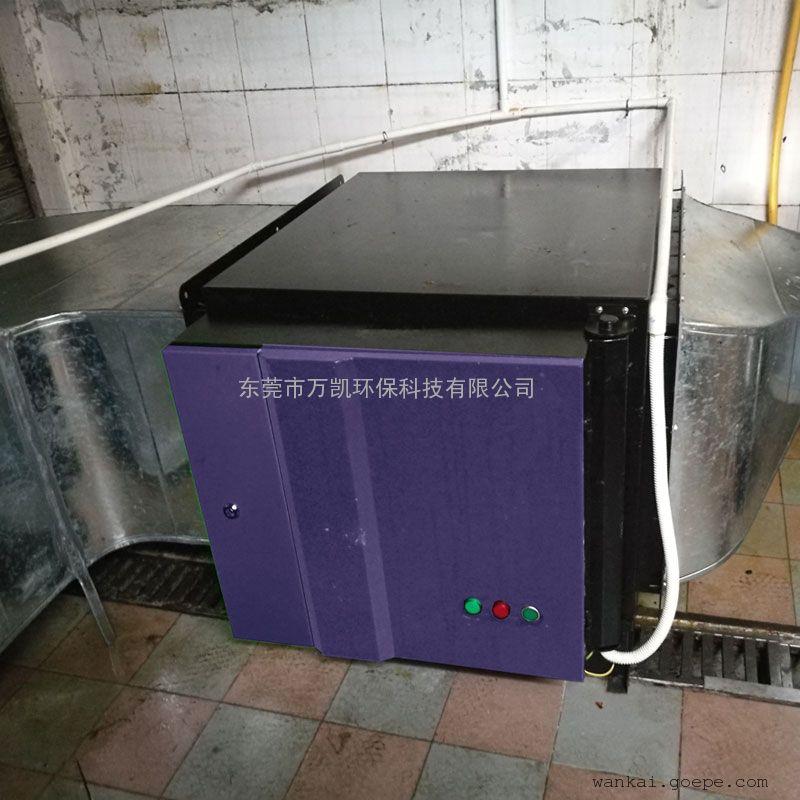 重庆厨房油烟净化器 重庆厨房油烟处理设备 油烟治理