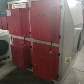 光氧催化净化设备无泵水幕水帘柜 喷漆水幕水帘柜喷漆台