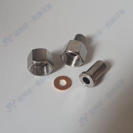 数控精车压力表接头M20*1.5-14*3 焊接压力表接头
