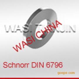 现货供应锥形盘形弹性垫圈DIN6796