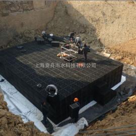 上海��IPP雨水塑料模�K生�a�S家 雨水蓄水池