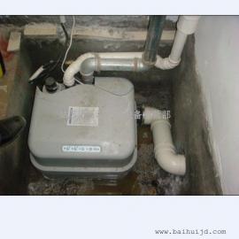 供应法国进口 SFA污水提升器 升利全能2 污水提升设备