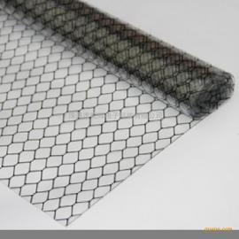 软质PVC透明网格防静电窗帘订做
