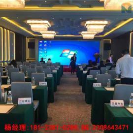 武汉市政单位远程视频会议室LED屏常用P1.667效果高清价格便宜
